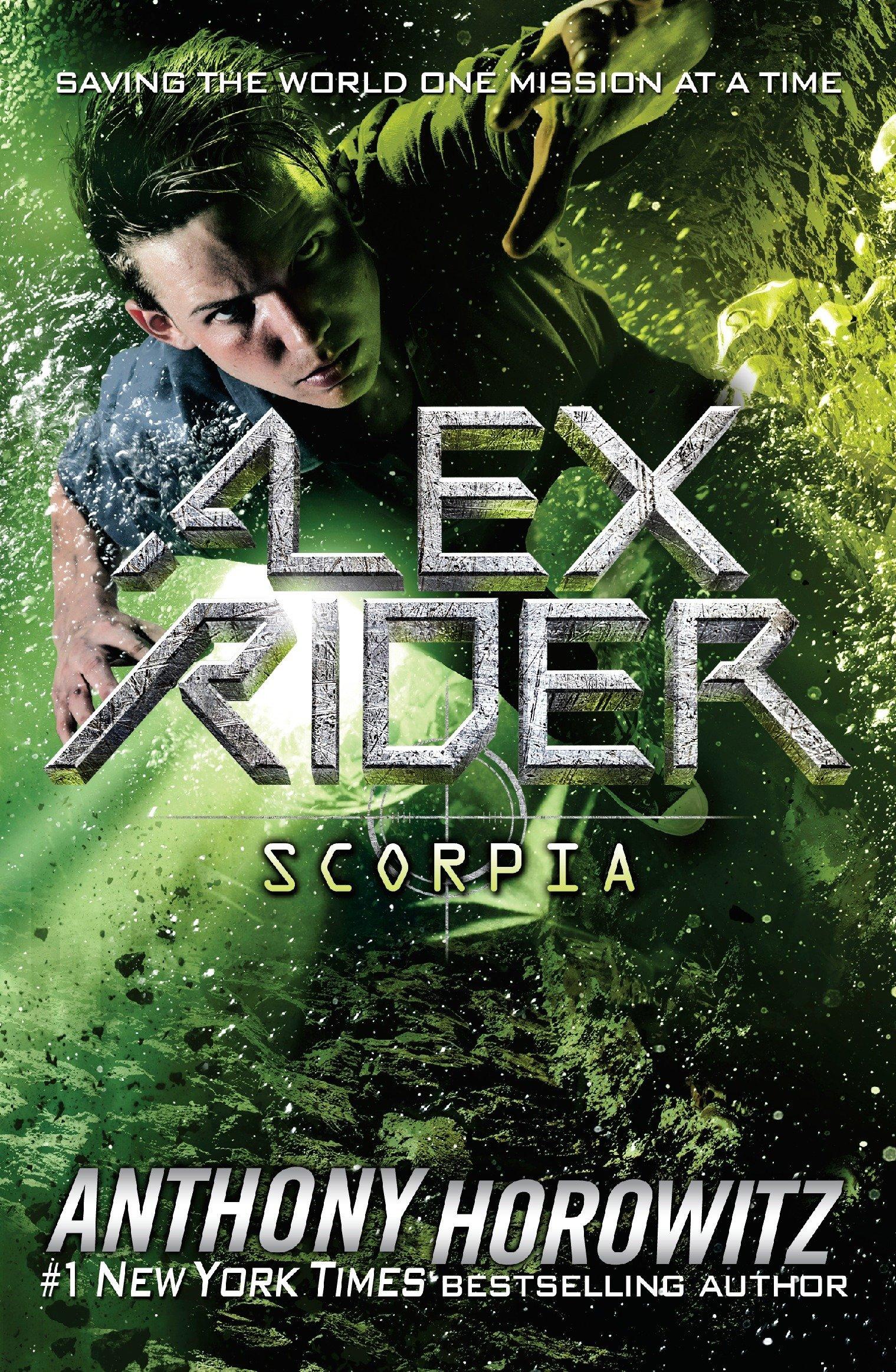 Alex Rider Book 5:Scorpira