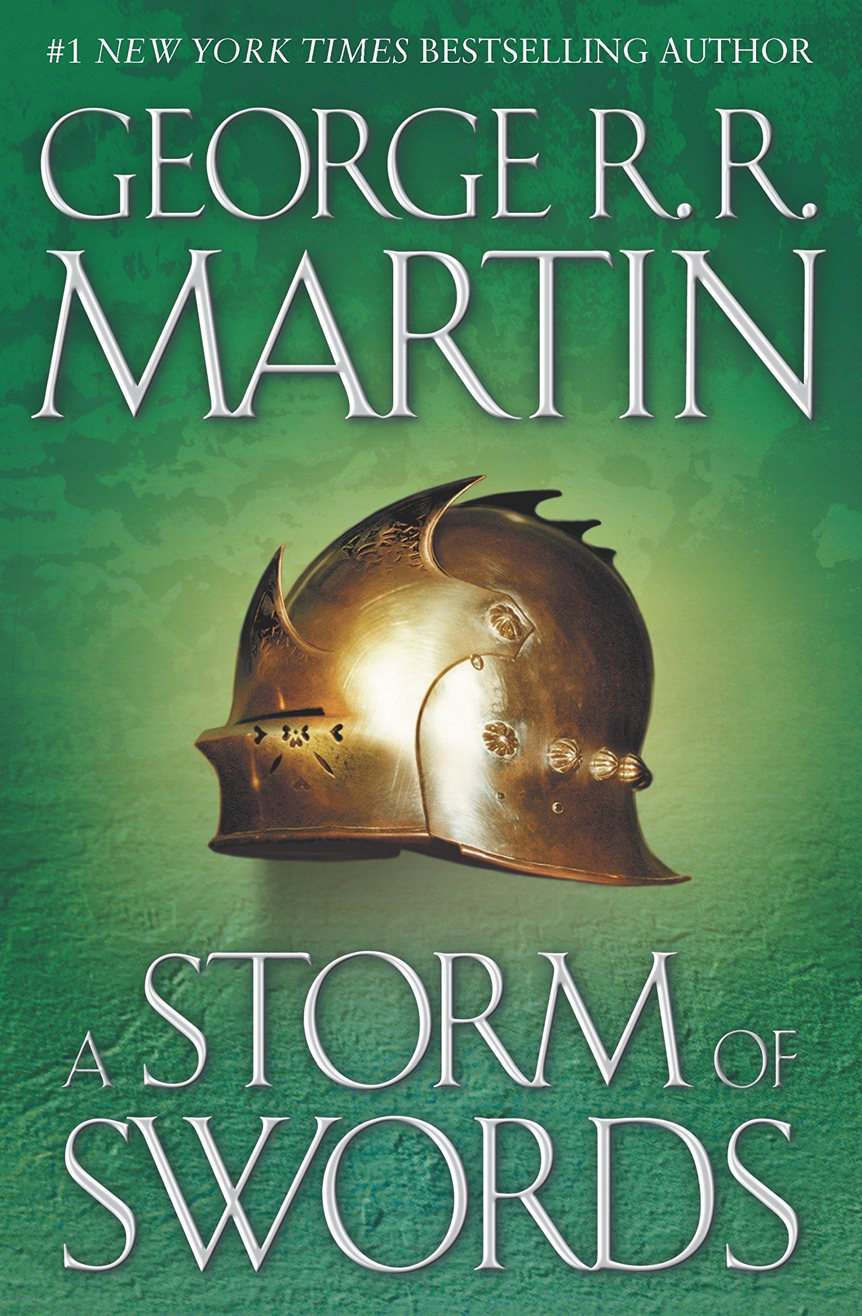 A Song of Ice and Fire Book 3:A Storm of Swords