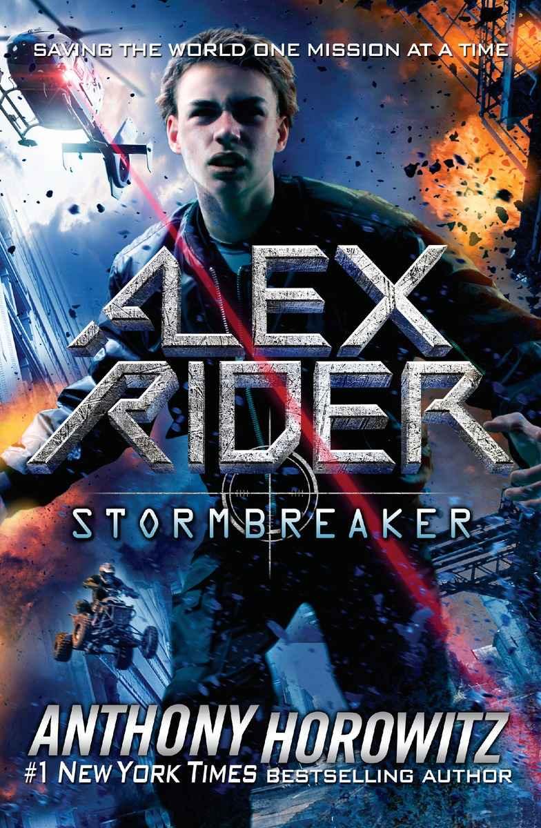 Alex Rider Book 1:Stormbreaker