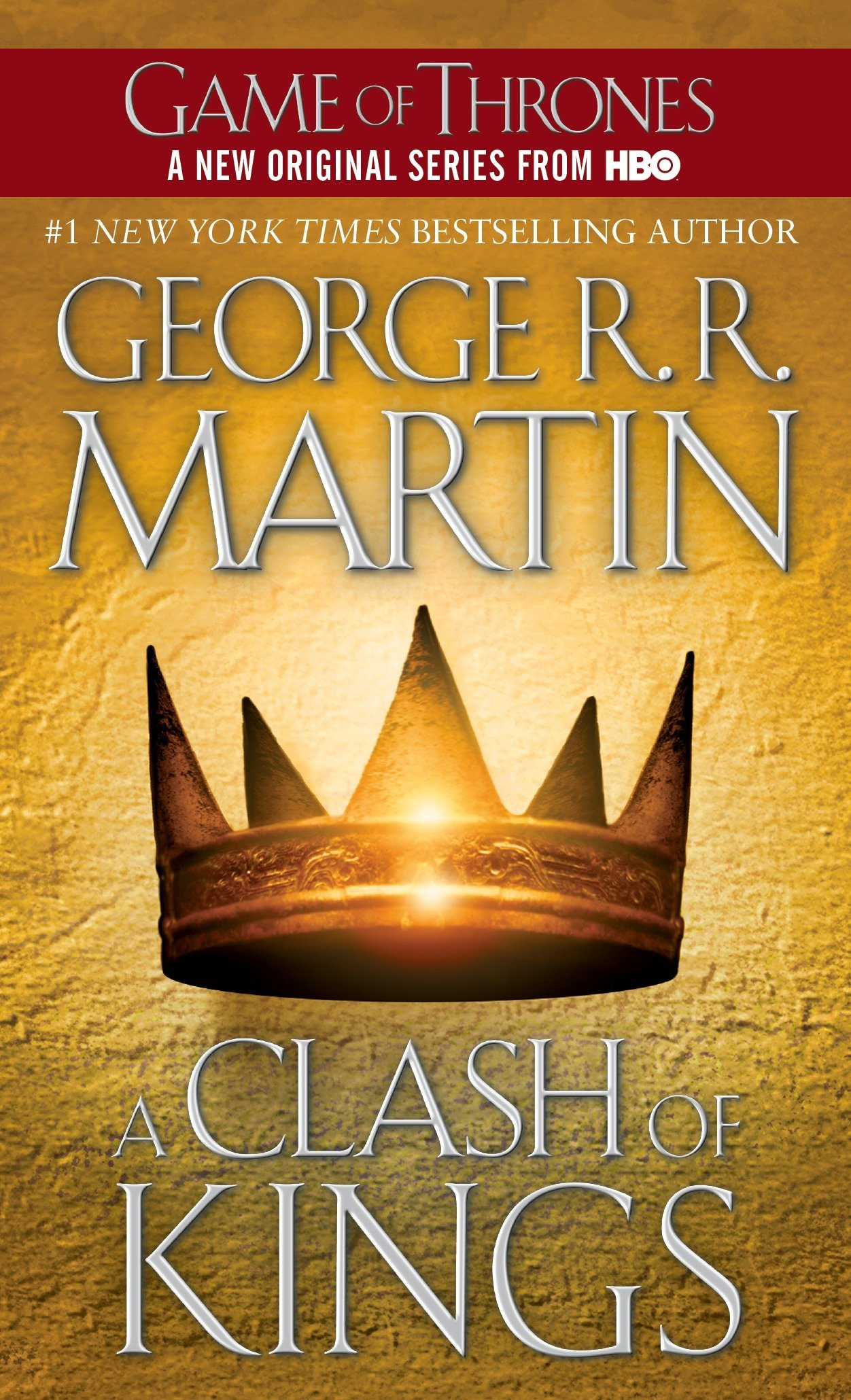 A Song of Ice and Fire Book 2:A Clash of Kings