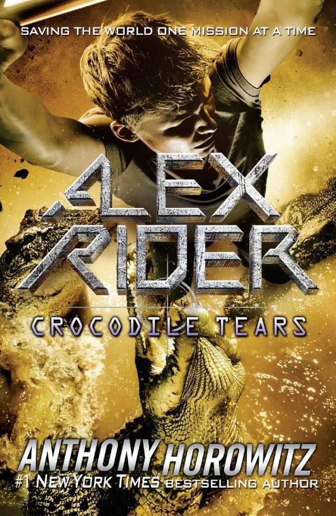Alex Rider Book 8:Crocodile Tears