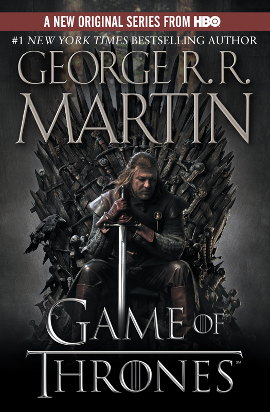 A Song of Ice and Fire Book 1:A Game of Thrones