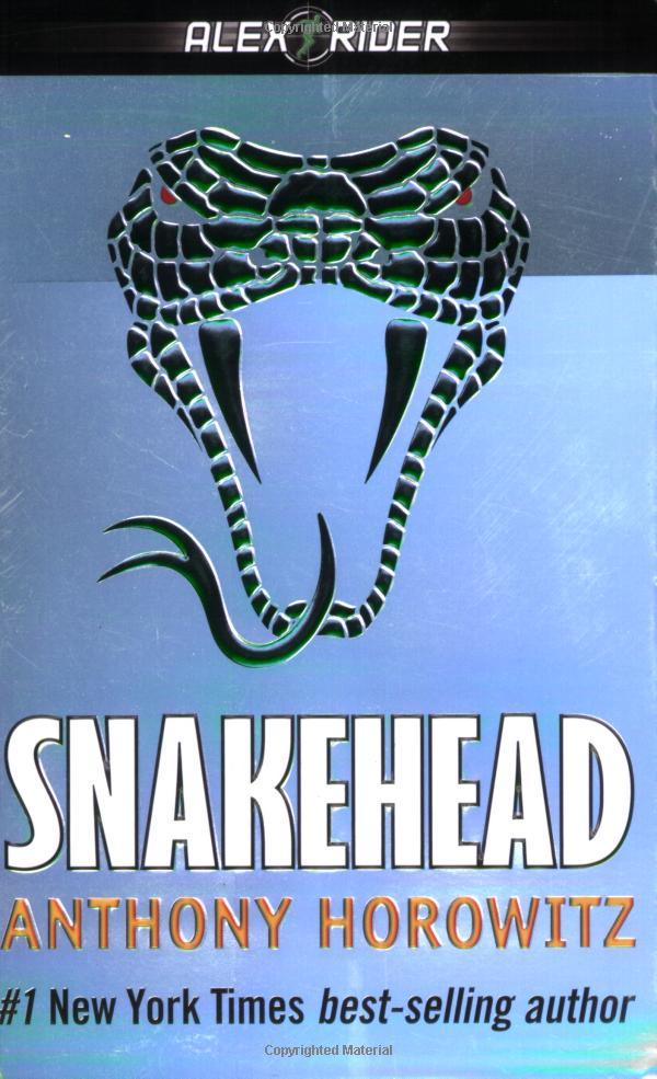 Alex Rider Book 7:Snakehead
