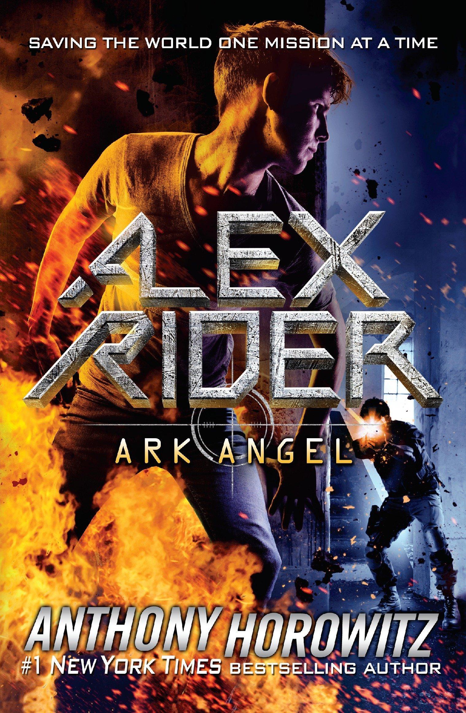 Alex Rider Book 6:Ark Angel