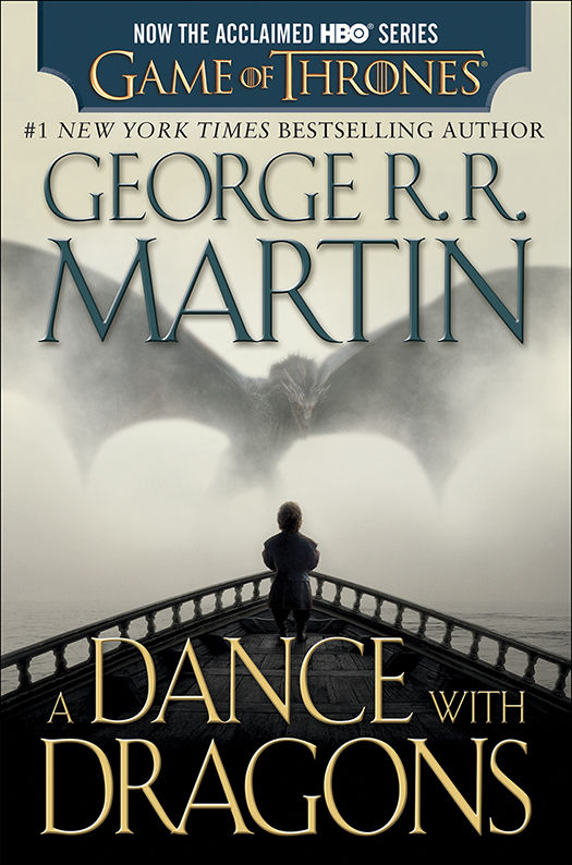 A Song of Ice and Fire Book 5:A Dance With Dragons