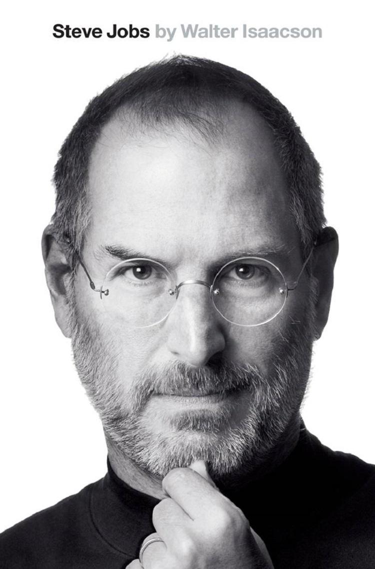 Steve Jobs(史蒂夫·乔布斯传英文原版)